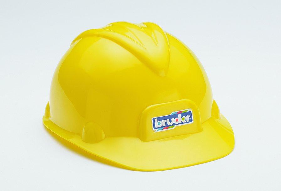 Baustellen-Spielhelm